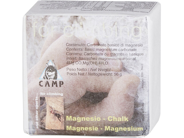 Camp Chalk magnesium 56g wit